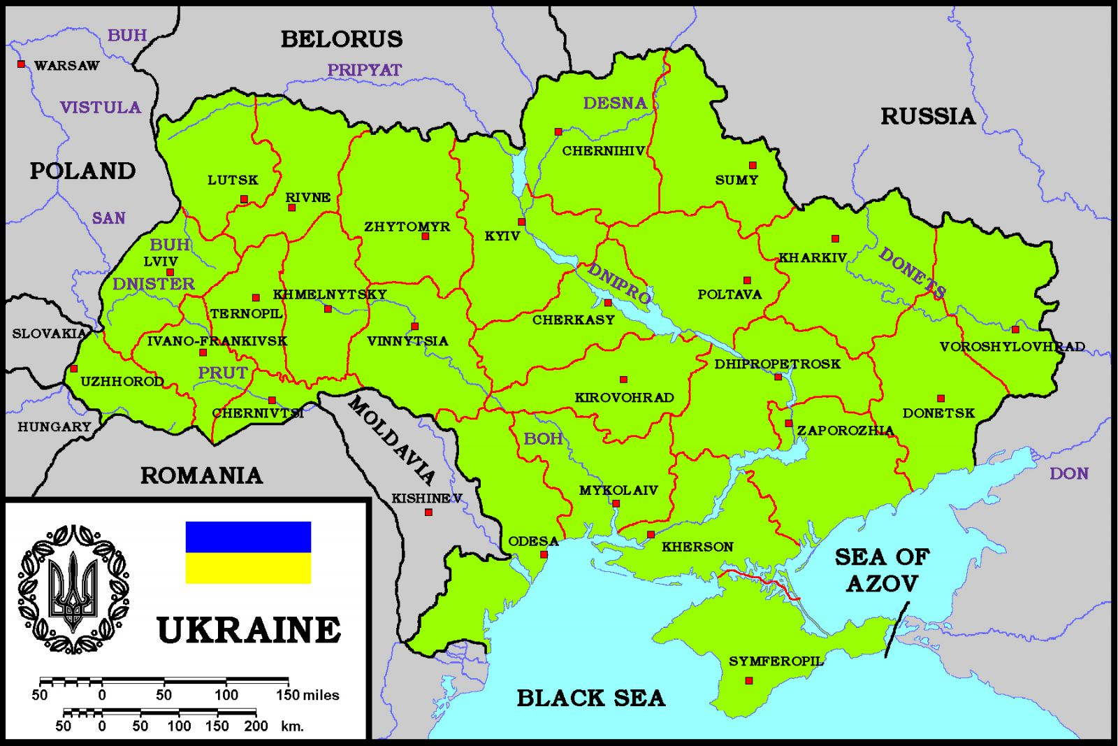 Administrative division of Ukraine